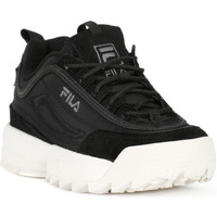 Chaussures Homme Baskets basses Fila DISRUPTOR LOW Nero