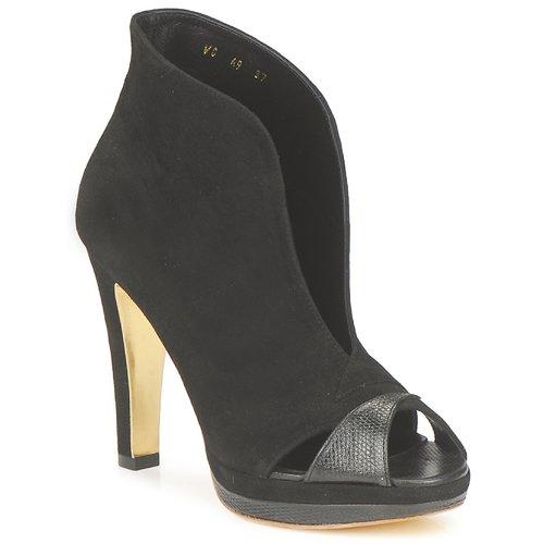Chaussures Femme Low boots Gaspard Yurkievich A9-VAR7 Noir