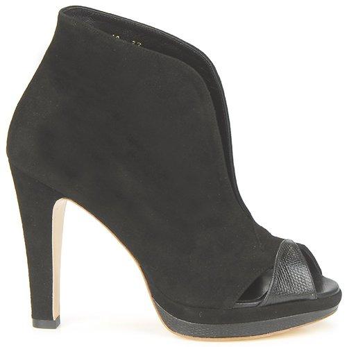 A9 var7 Noir Femme Yurkievich Gaspard Chaussures Boots Low clFJ1T3K