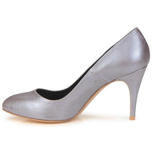 var6 Escarpins Violet Yurkievich E10 Femme Chaussures Pâle Métallisé Gaspard QrdtxBsCh
