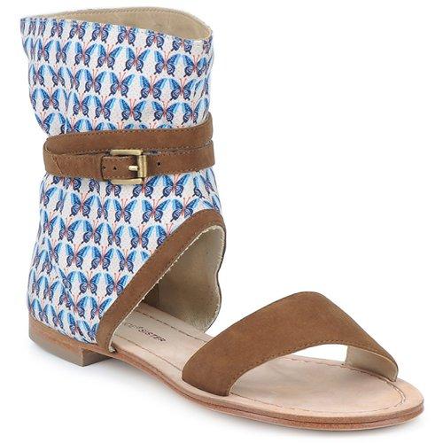 Chaussures Femme Sandales et Nu-pieds Paul & Joe Sister ARMINE Marron