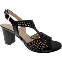 Chaussures Femme Sandales et Nu-pieds Soffice Sogno SOSO8130ne nero