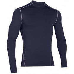 Vêtements Homme T-shirts manches longues Under Armour Tee-shirt Bleu