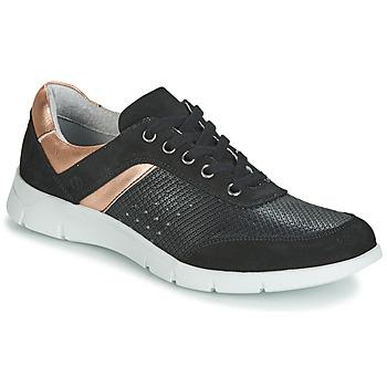 Chaussures Femme Baskets basses Yurban JEBELLE Noir
