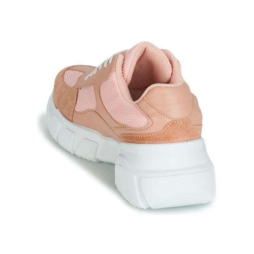 Baskets Jilibelle Chaussures Rose Yurban Basses Femme 54LqR3Aj
