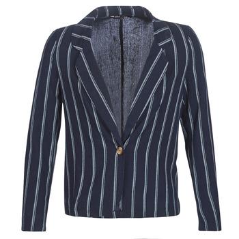 Vêtements Femme Vestes / Blazers Vero Moda VMANNA Blanc / Marine