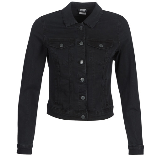 Vêtements Femme Vestes en jean Vero Moda VMHOT SOYA Noir
