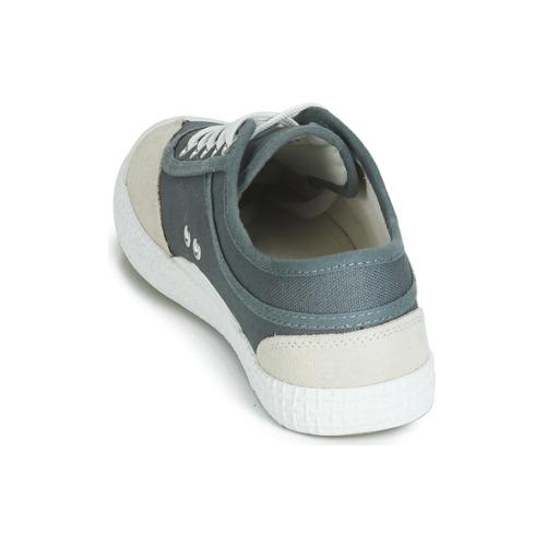 Kawasaki Retro Gris - Livraison Gratuite- Chaussures Baskets Basses 4999 OuSwN