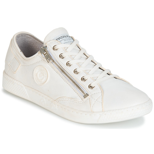 567e25fd729 Pataugas JESTER Blanc - Chaussures Baskets basses Femme 130