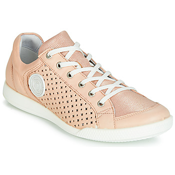 Chaussures Femme Baskets basses Pataugas PACHA Rose nude