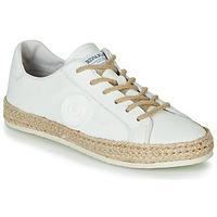 Chaussures Femme Espadrilles Pataugas PAM /N Blanc