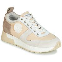 Chaussures Femme Baskets basses Pataugas TESSA Beige / Gris