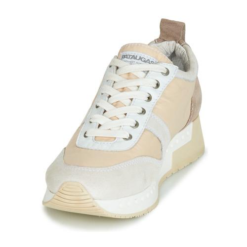 Baskets Femme Tessa Pataugas Chaussures Basses BeigeGris jpqULzMVSG