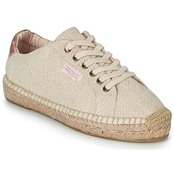 Chaussures Femme Baskets basses Banana Moon PACEY Beige