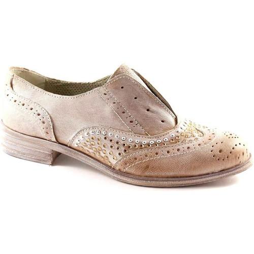 Chaussures Femme Richelieu Divine Follie DIV-829B-TA Beige