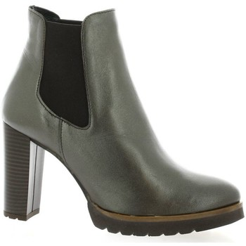 Boots Pao boots cuir laminé