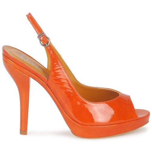 Fizo Femme Orange Star Nu Paco Sandales pieds Et Gil eE9YH2WID