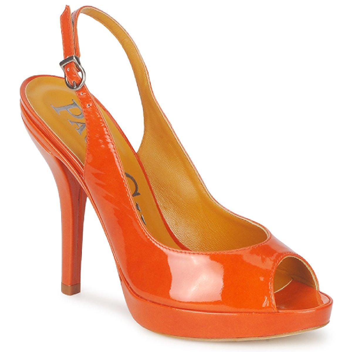 Sandale Paco Gil STAR FIZO Orange