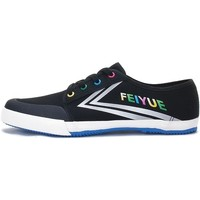 Baskets basses Feiyue Lift Noir