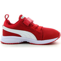 Chaussures Enfant Baskets basses Puma Carson Runner baby Rouge