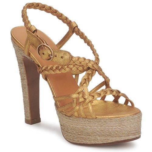 Chaussures Femme Sandales et Nu-pieds Michel Perry 12716 DOR