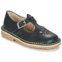 9d00b96f5757a Chaussures Enfant Ballerines   babies Aster DINGO Marine