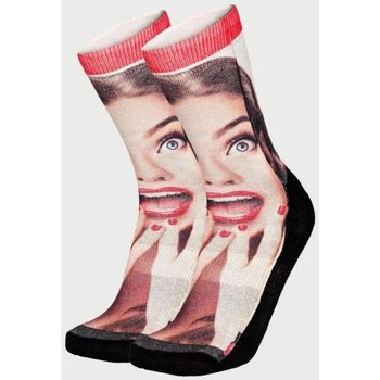 Accessoires textile Chaussettes Pull-in PULL IN CHAUSSETTES LONG PINUP Multicolor