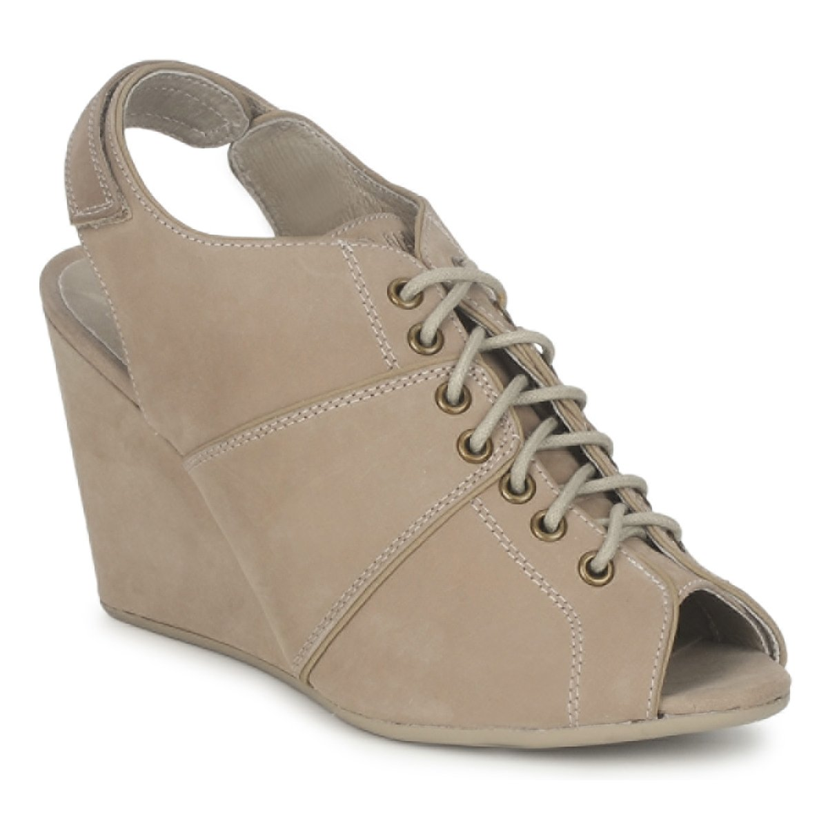 No Name DIVA OPEN TOE Beige