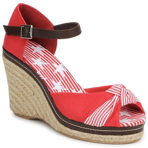 Sandale StylistClick PATTY Rouge 350x350