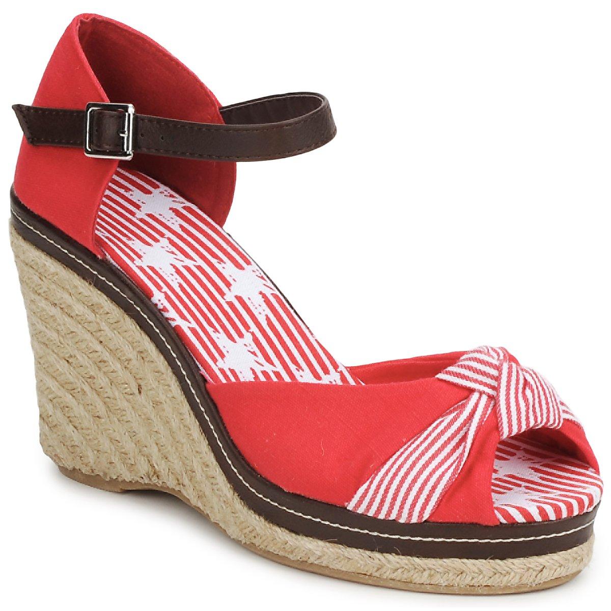 Sandale StylistClick PATTY Rouge