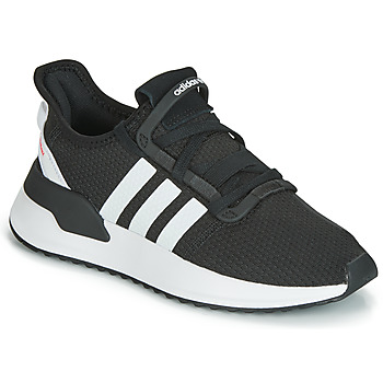 Chaussures Enfant Baskets basses adidas Originals U_PATH RUN J Noir