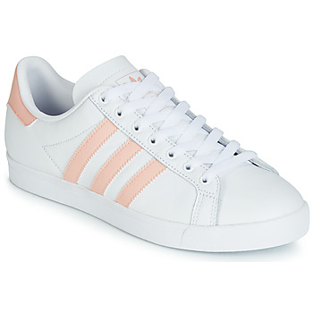 bc7460d3bd70 Chaussures Femme Baskets basses adidas Originals COURSTAR Blanc / Rose
