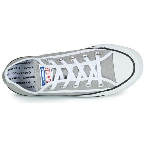 Ox All Canvas Baskets Chuck Gris Basses Gamer Converse Star Taylor f7yvbgY6
