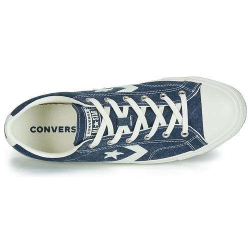 Player Ox Femme Converse Backed Star Marine Sun Chaussures Basses Baskets byvfY7g6