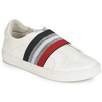 Chaussures Femme Slip ons Elue par nous ESSORE Blanc