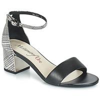 Chaussures Femme Sandales et Nu-pieds Metamorf'Ose EMBRASA Noir