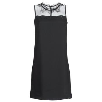 Vêtements Femme Robes courtes One Step TINA Noir