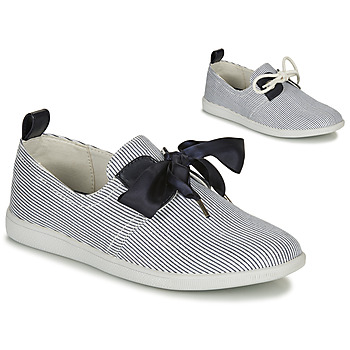best cheap 80669 5250c Chaussures Femme Baskets basses Armistice STONE ONE Blanc   Marine