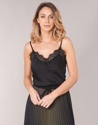 Vêtements Femme Tops / Blouses Ikks BN11105-02 Noir