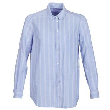 Vêtements Femme Chemises / Chemisiers Ikks BN12175-41 Bleu