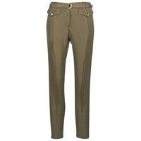Vêtements Femme Pantalons 5 poches Ikks BN22125-56 Kaki