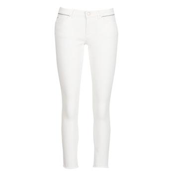 Vêtements Femme Jeans slim Ikks BN29135-11 Blanc