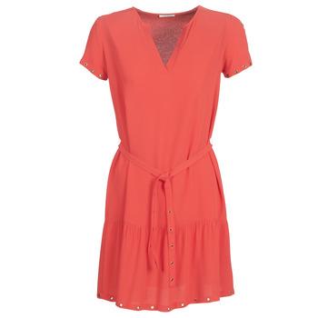 Vêtements Femme Robes courtes Ikks BN30115-35 Corail / rose