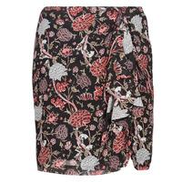 Vêtements Femme Jupes Ikks BN27105-02 Noir / Multicolore