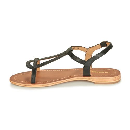 Sandales Les Noir Nu Tropéziennes Par Belarbi M pieds Femme Hamess Et UMpSqGzV