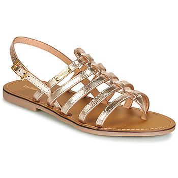 Chaussures Femme Sandales et Nu-pieds Les Tropéziennes par M Belarbi HERILO Doré
