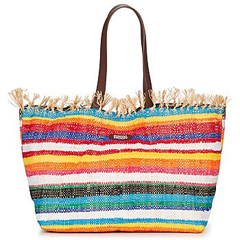 Sacs Femme Cabas / Sacs shopping Banana Moon IREA EDVALDO Multicolore