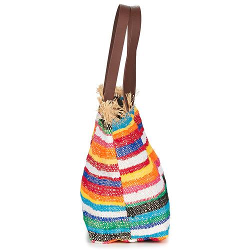 Banana Moon Irea Edvaldo Multicolore - Livraison Gratuite Avec Sacs Cabas / Shopping Femme 6899