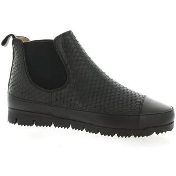 G-Max Femme Boots  Boots Cuir Serpent