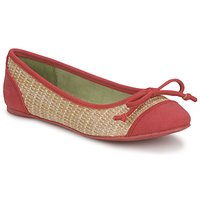 Chaussures Femme Ballerines / babies Blowfish Malibu NITA Rouge